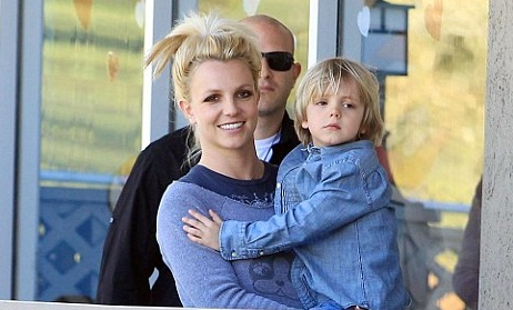 Britney-spears-son