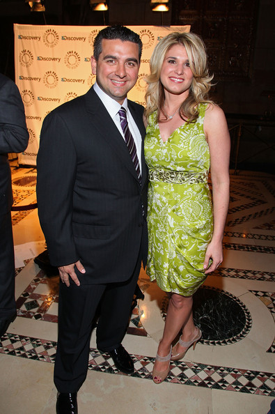 Cake Boss star Buddy Valastro Is A Dad Again!