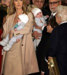 Celine Dion Reveals Her New Twins In Las Vegas
