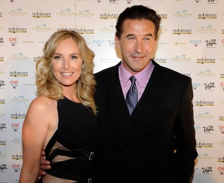 William Baldwin Says 'NO TV!' In His Home