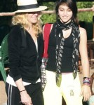 Madonna Battles With Daughter Lourdes Over Borrowed Clothing