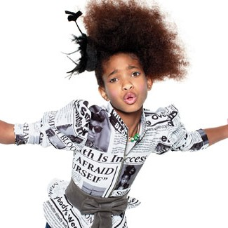 Willow Smith Talks About Career and Family Life In The Teen Vogue