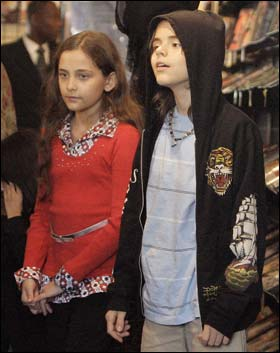 Prince & Paris Jackson Wants To Act