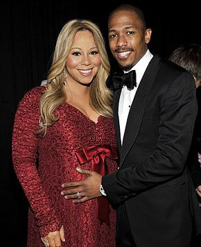 Mariah Carey Having A Pink & Blue Baby Shower