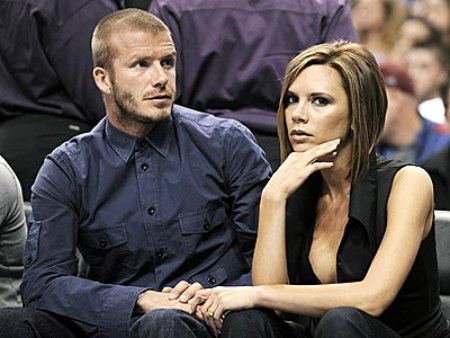 It's A Girl For David & Victoria Beckham!