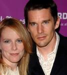 Ethan-Hawke-Wife-Pregnant