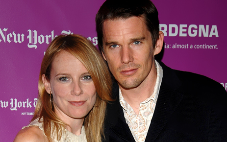 Ethan Hawke To Be A Father Again!