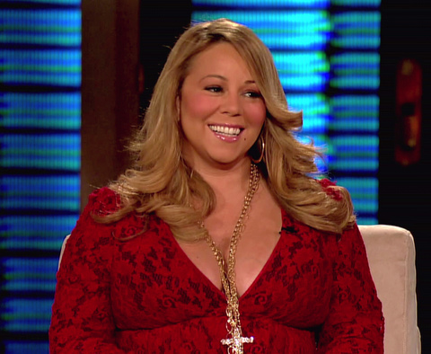 Mariah Carey An Excited Mom-To-Be Says Her Unborn Twins Have Unique Personalities
