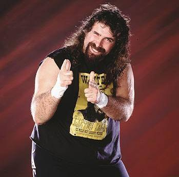 Wrestling Star Mick Foley Mowing His Way Across America For Charity