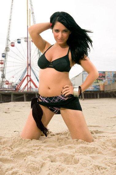 Jersey Shore Angelina Pivarnick PREGNANT!