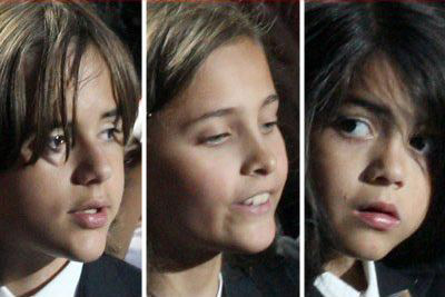 Michael Jackson's Children Not Destined To Become Media Celebs Any Time Soon