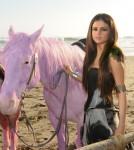 Selena Gomez's Pink Horse has PETA Upset