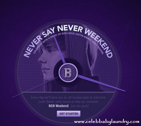 Justin Biebers Website on Pop Star Justin Bieber Has Launched A New Website Called Http   Www