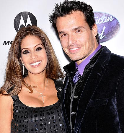 Antonio Sabato Jr. Gave His New Son a 22 Letter Middle Name