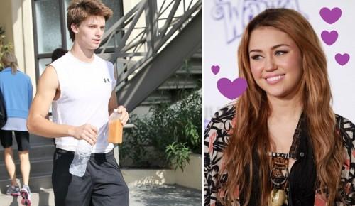 New Couple Alert: Miley Cyrus and Patrick Schwarzenegger