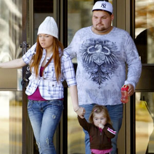 Amber Portwood Loses Custody of Daughter