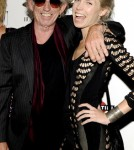 Keith Richards Talks Drugs with His Daughter