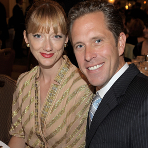 Judy Greer and Dean Johnsen Engaged