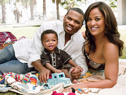 Laila-Ali-Curtis-Conway-Curtis-Jr.