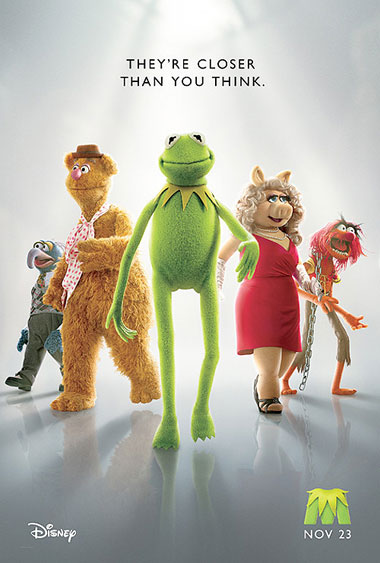 We Have The New Muppet Movie Trailer For You - Video