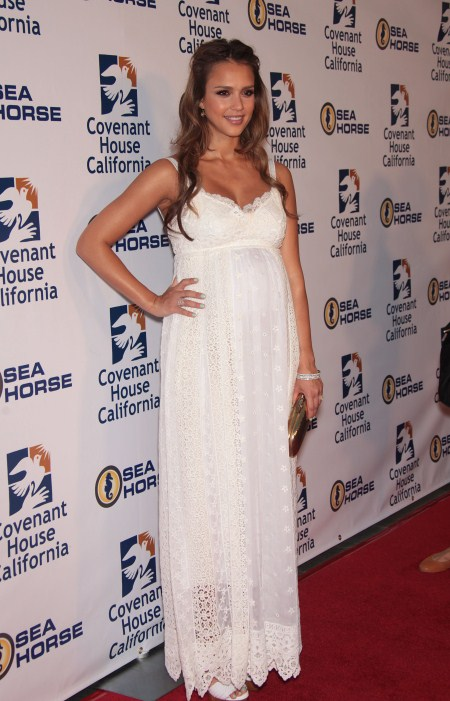 Jessica Alba Covenant House California 2011 Gala in LA - June 9, 2011