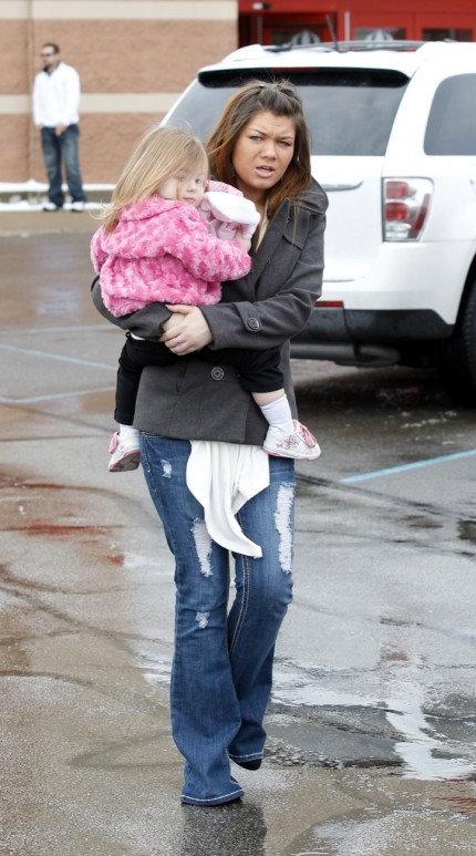 Amber Portwood Reunited with Daughter