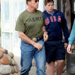 Christopher Schwarzenegger at ICU After Accident