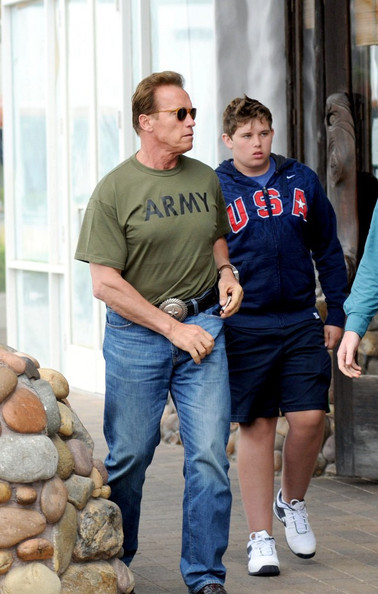 Christopher Schwarzenegger at ICU After Accident | Celeb ...
