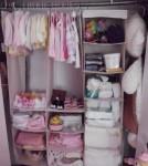 Ava's Closet - Creating a Nursery