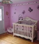 Ava's Room - Creating a Baby Nursery