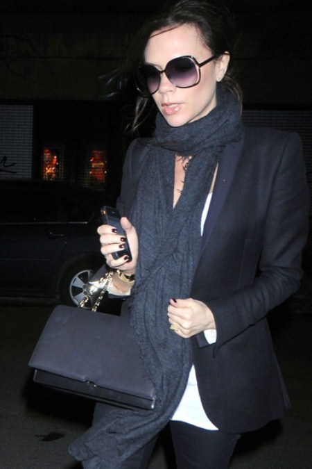 Victoria Beckham on Being a Working Mom