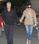 MichaelDouglas and Catherine Zeta-Jones With Their Children