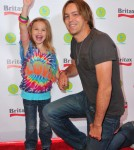 Dannielynn Birkhead at the Britax Event