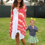 Ali Landry With Daughter