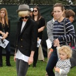 Ashlee Simpson With Bronx