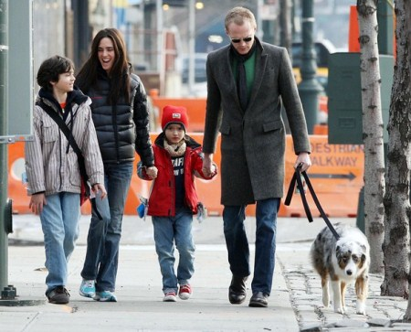 Jennifer Connelly and Paul Bettany Welcome Baby Girl