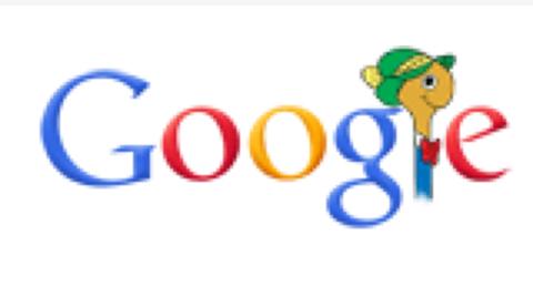 Busytown Google Logo