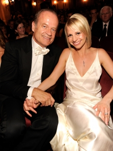 Kelsey Grammer and Wife at the Tony Awards 2011