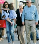Katie Holmes' Parents Come to Visit Suri Cruise