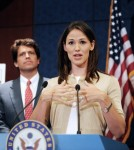 Jennifer Garner Goes to Washington