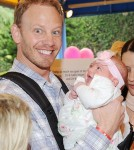 Ian Ziering and his Baby Girl