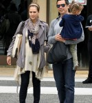 Jessica Alba out With Husband and Honor