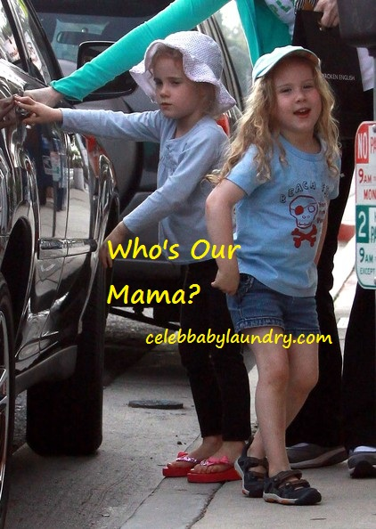 Who's Our Celeb Mama?