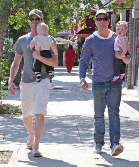 neil patrick harris kids. Neil Patrick Harris and his