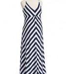 Old Navy Maternity Striped Jersey-Knit Maxi Dresses