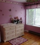 Ava's Dresser - Creating a Baby Nursery