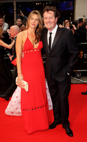 Piers Morgan's Wife Pregnant