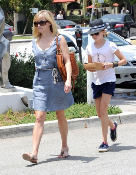 Reese Witherspoon and Ava