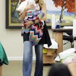 Rachel Zoe Loves Being A Mom