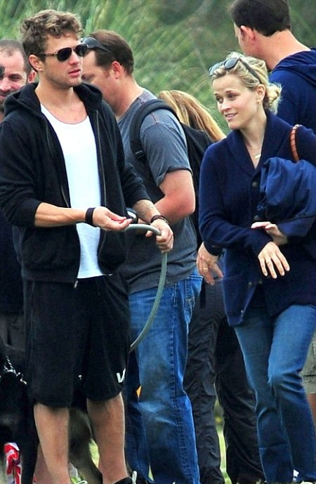 Reese Witherspoon And Ryan Phillippe S At Deacon S